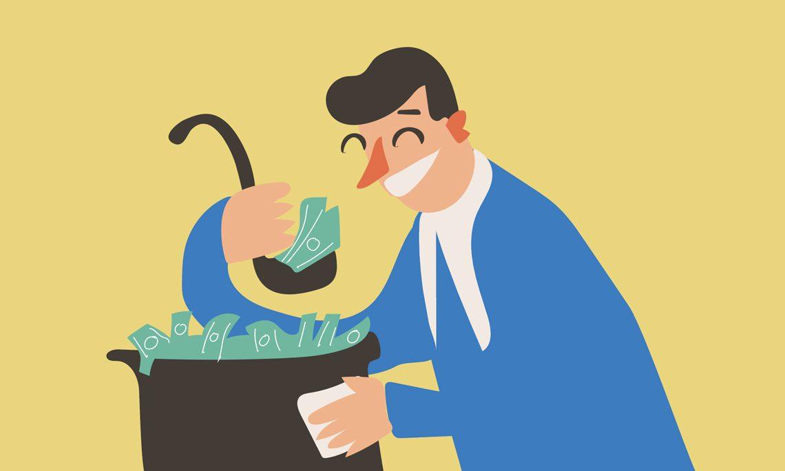 Наварить и развиваться: как отличить наценку от маржи