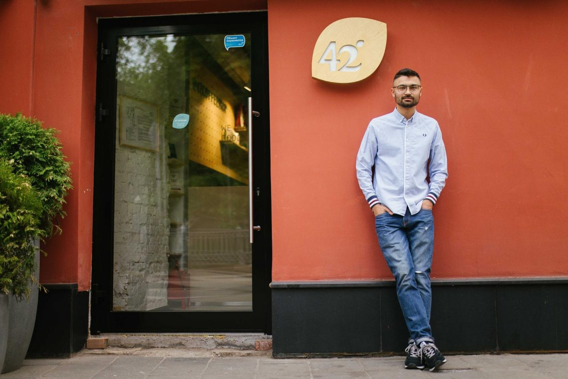 Кофейня: «Начинать бизнес страшно, но ещё страшнее этого не сделать»