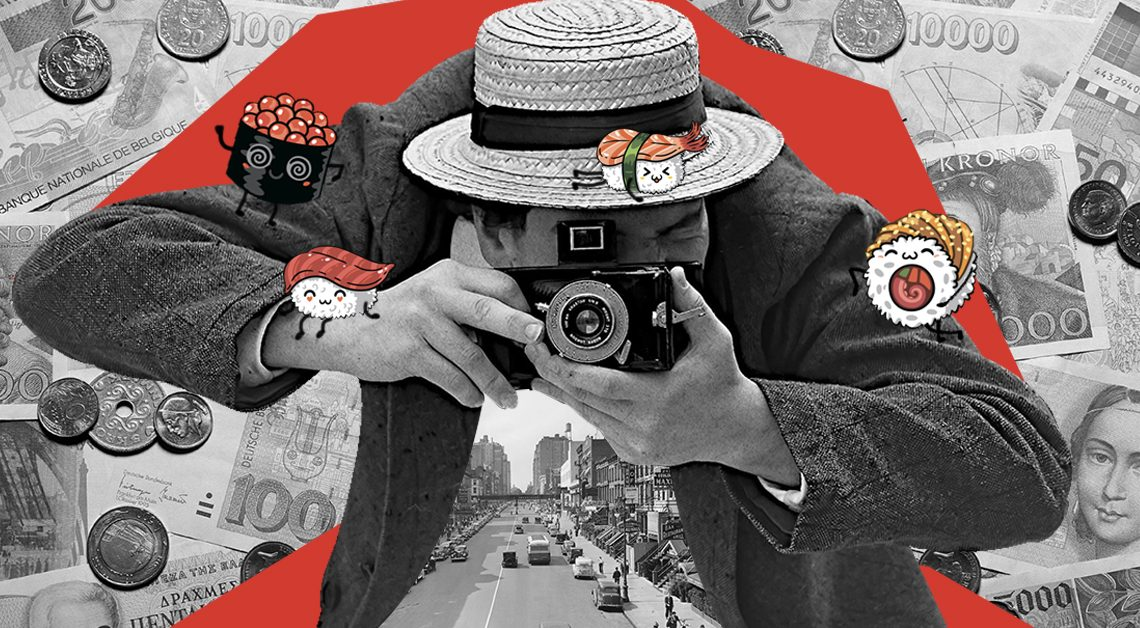 Дело на 240000рублей: фотографии суши