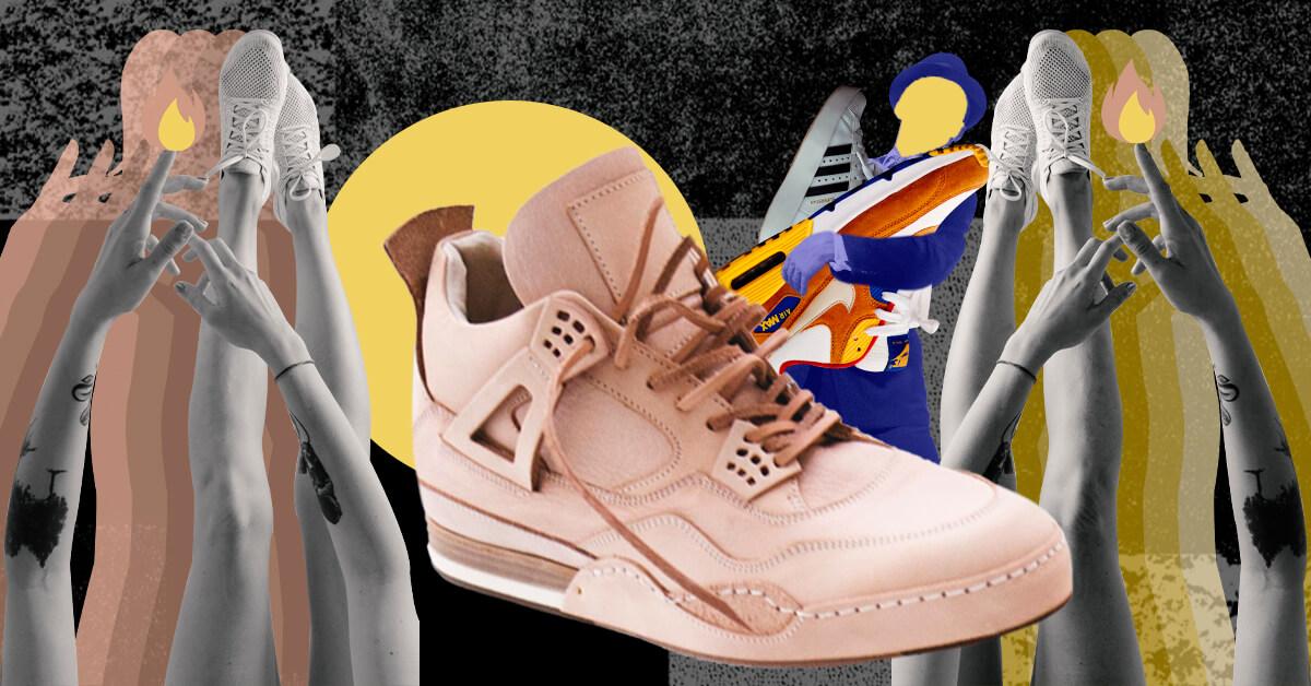 Приказано уничтожить: уголовное дело за продажу кроссовок