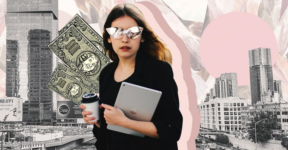 Как тратит деньги руководитель агентства изТель-Авива