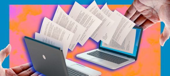 Всё об электронном документообороте